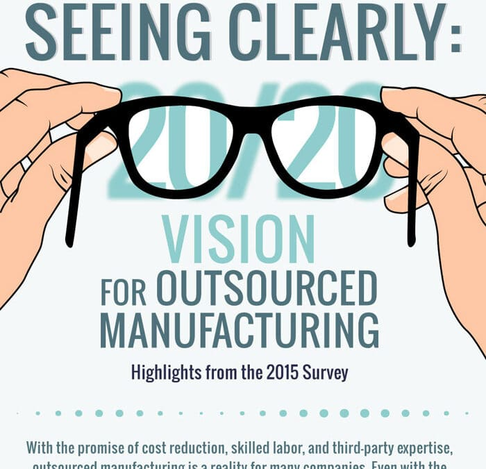 E2open - Seeing Clearly: 20/20 Vision for Outsourced Manufacturing