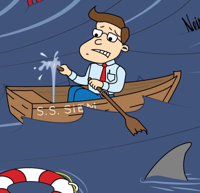 EiQ - Navigating IT Risk on Stormy Seas