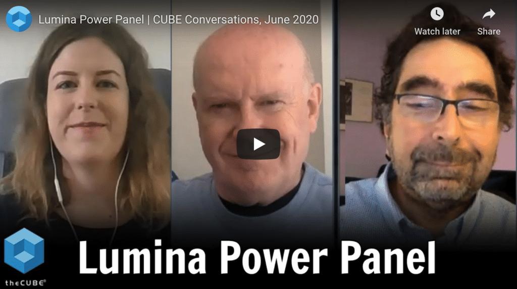 Lumina Power Panel